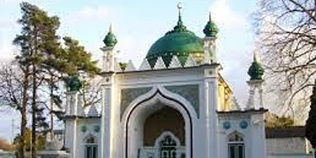 Visit to Woking Mosque, Peace gardens and Brookwood cemetery tickets