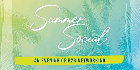 Summer Social tickets