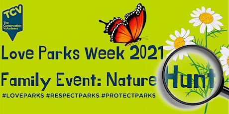 Love Parks Family Event: Love Abbotts Park Nature Hunt tickets