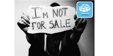 Slavery & Trafficking Virtual Classroom  - National Human Trafficking Day tickets