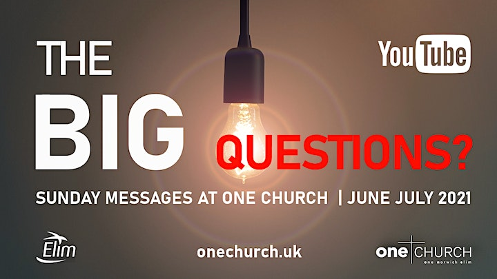 One Church Sunday Services on Trory Street (3pm-4:30pm) image