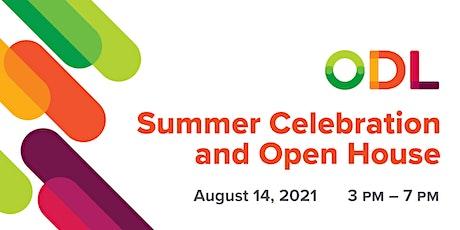 ODL Summer Celebration tickets