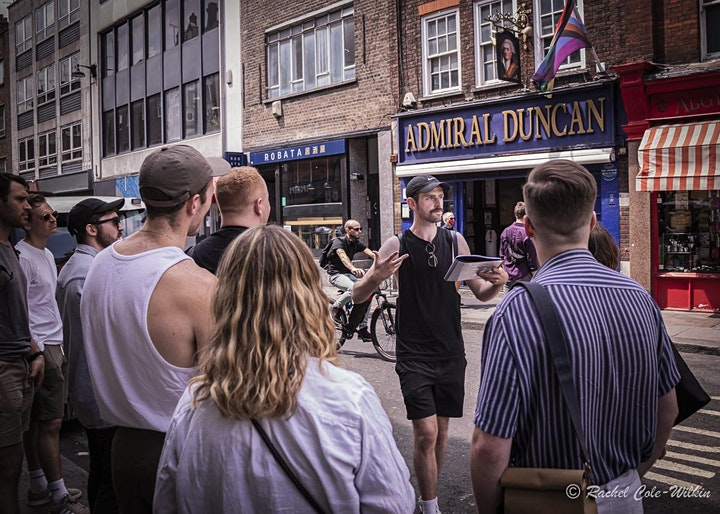 A Queer History of London -  The LGBTQ+ Walking Tour image