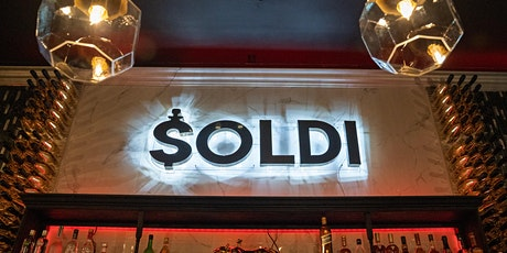 SOLDI FRIDAYS FEATURING DJ COLE BLOODED tickets