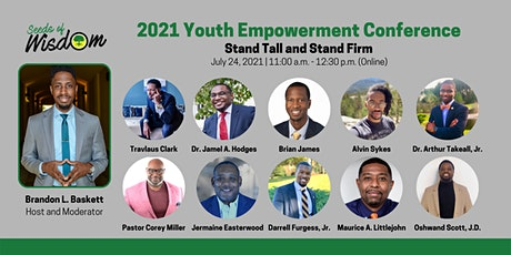 2021 Youth Empowerment Conference (Virtual Experience) tickets