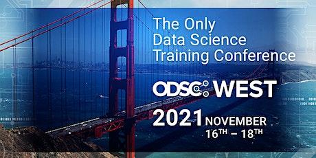 ODSC West 2021   Group Registration tickets