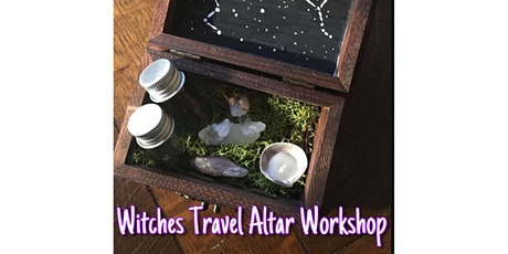 Witches Travel Altar Workshop tickets