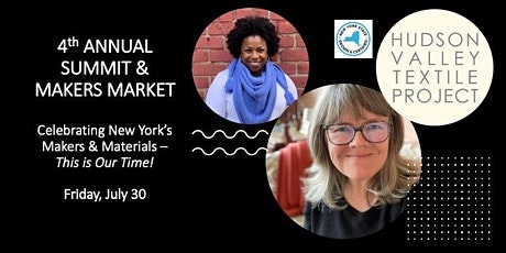 4th Annual Hudson Valley Textile Project Summit & Makers Market tickets