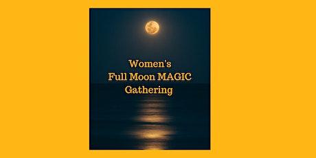 Women's Full Moon Gathering tickets
