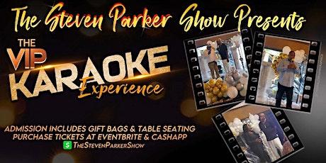 The VIP KARAOKE EXPERIENCE tickets