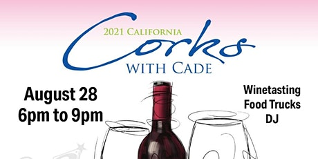 California Corks with Cade tickets