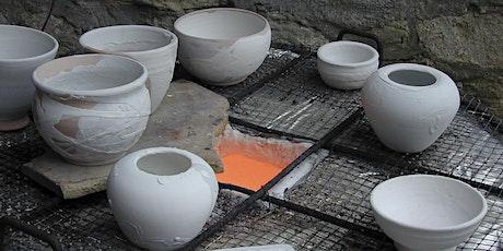 National Raku Party:  Have a go - Glaze and fire a pot! tickets
