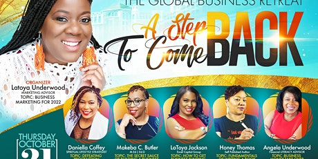 THE GLOBAL BUSINESS RETREAT tickets