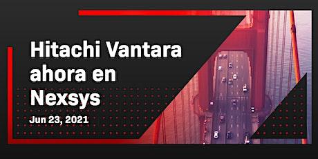 Lanzamiento Hitachi entradas