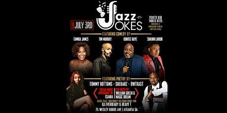 Jazz -N-Jokes tickets