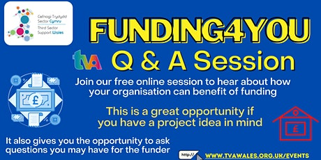 Funding4You - Waterloo Foundation tickets