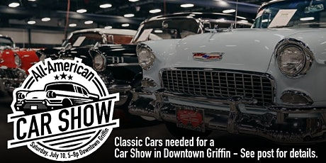 2nd Saturday All American Summer Car Show tickets