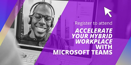 Accelerate your Hybrid workplace with Microsoft Teams tickets