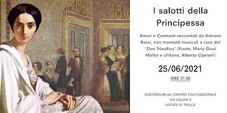 I salotti della Principessa biglietti