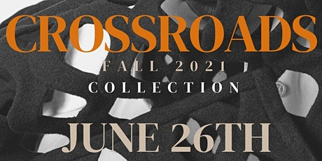 DELVIN MCCRAY PRESENTS CROSSROADS FALL 2021 COLLECTION RUNWAY EXPERIENCE tickets