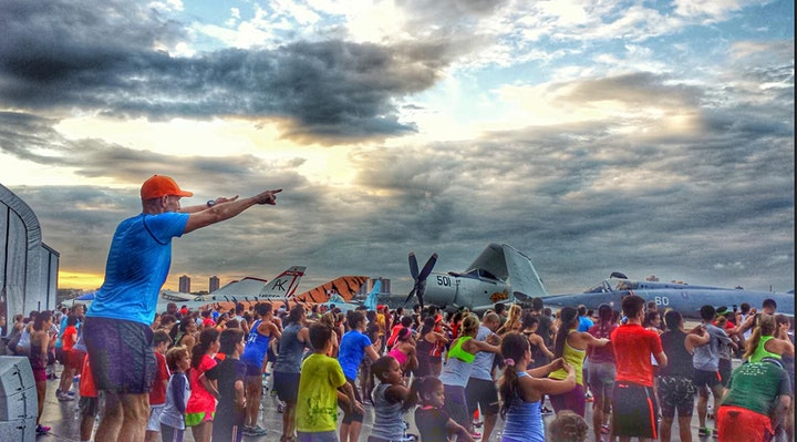 IronStrength Workout and  Zumba Throw Down in Herald Square image