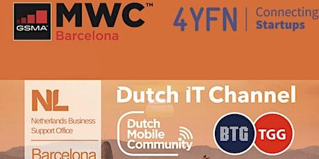 Dutch Networking Event - MWC & 4YFN 2021 in Barcelona entradas