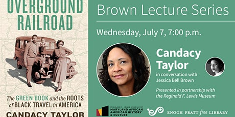 Brown Lecture Series: Candacy Taylor tickets