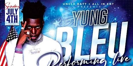 Yung Bleu Performing Live (All White Affair) tickets