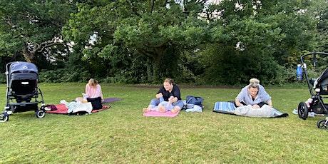 Mum and Baby Yoga in the Park - Tunbridge Wells tickets