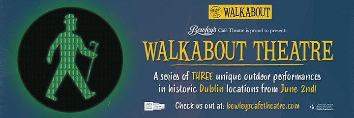 Bewley's Cafe Walkabout Theatre - The Cyclone Kid image