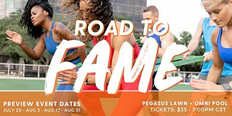 Road to FAME Fitness Preview Series tickets