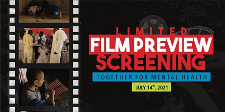 Limited Film Preview Screening tickets