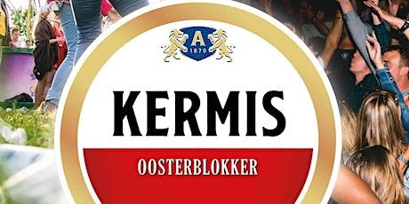 Kermis Oosterblokker - Zaterdag (18+) tickets