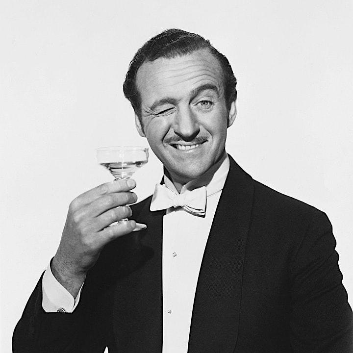 David Niven - soldier turned movie star image