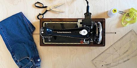 4-Week Beginners Sewing Class tickets