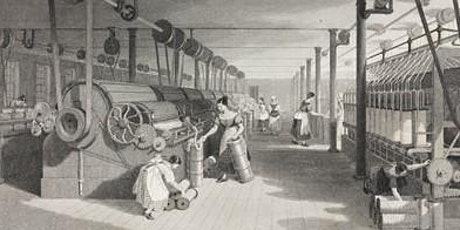 Live History Class for Kids: Georgian Work and Industry tickets