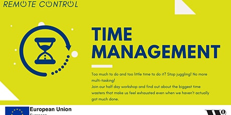 Remote Control: Time Management tickets
