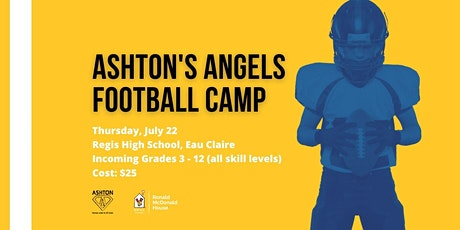 Ashton's Angels Football Camp tickets