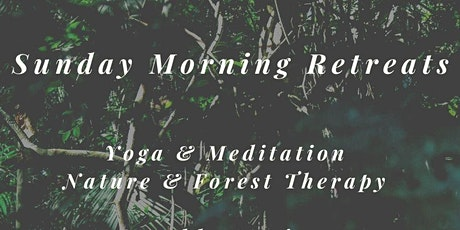 Sunday Morning Retreats: Yoga + Forest Therapy at Patterson Park tickets