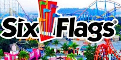 BBYA Trip to Six Flags America tickets
