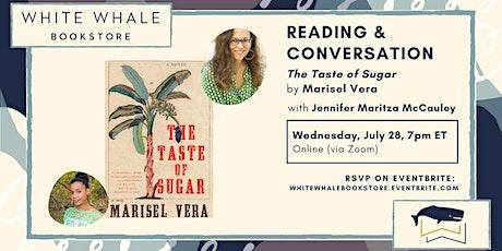 Reading & Conversation: Marisel Vera w/ Jennifer Maritza McCauley tickets