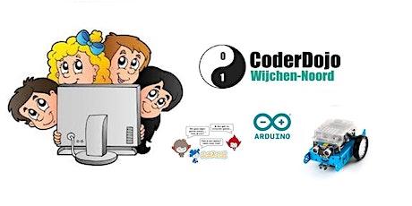 CoderDojo Wijchen October 2021 tickets