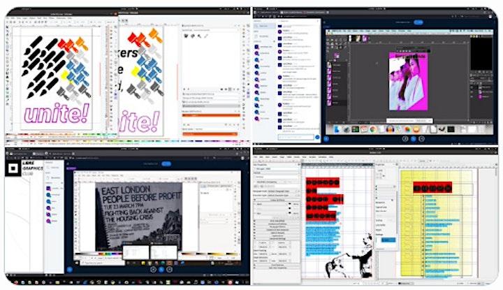 Libre Graphics Club image