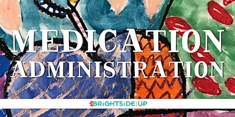 Medication Administration Training (MAT) - August 2021 tickets
