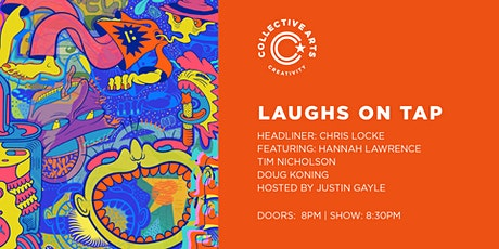 Laughs On Tap In The Beergarden tickets