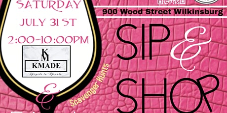 Sip & Shop With KMADE & Friends tickets