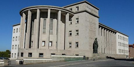 Visita Guiada ao `Museu Judiciário | 25 ANOS FDUP bilhetes