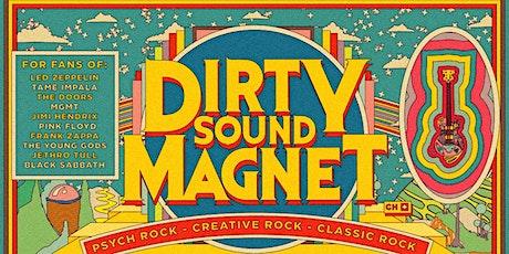 Dirty Sound Magnet - The Wee Red Bar, Edinburgh tickets
