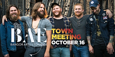 Town Meeting w/ Chris Ross at the Bangor Arts Exchange tickets