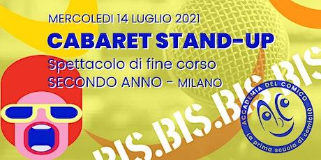 Cabaret Stand-up #MiCab2>>BIS<< biglietti